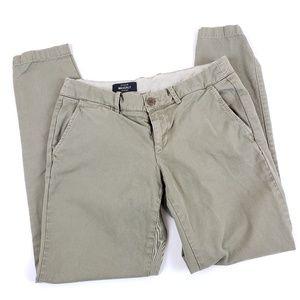 J. Crew I Waverly Chino Pants